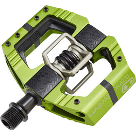 Crankbrothers Mallet E Enduro Pedal green